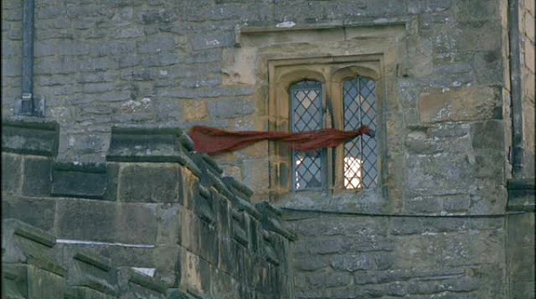 Red Scarf Jane Eyre 2006 Thornfield Hall