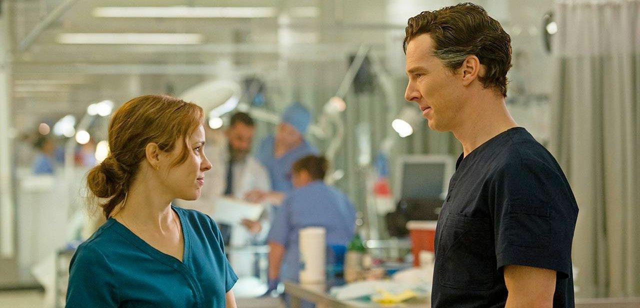 Doctor Strange and Christine