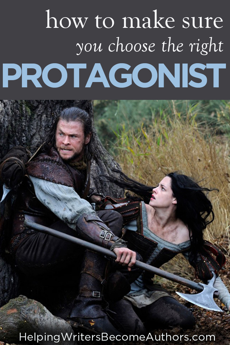 3 Ways to Choose the Right Protagonist