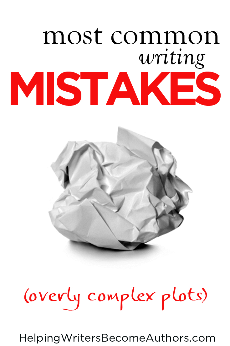 Most Common Writing Mistakes (Overly Complex Plots)