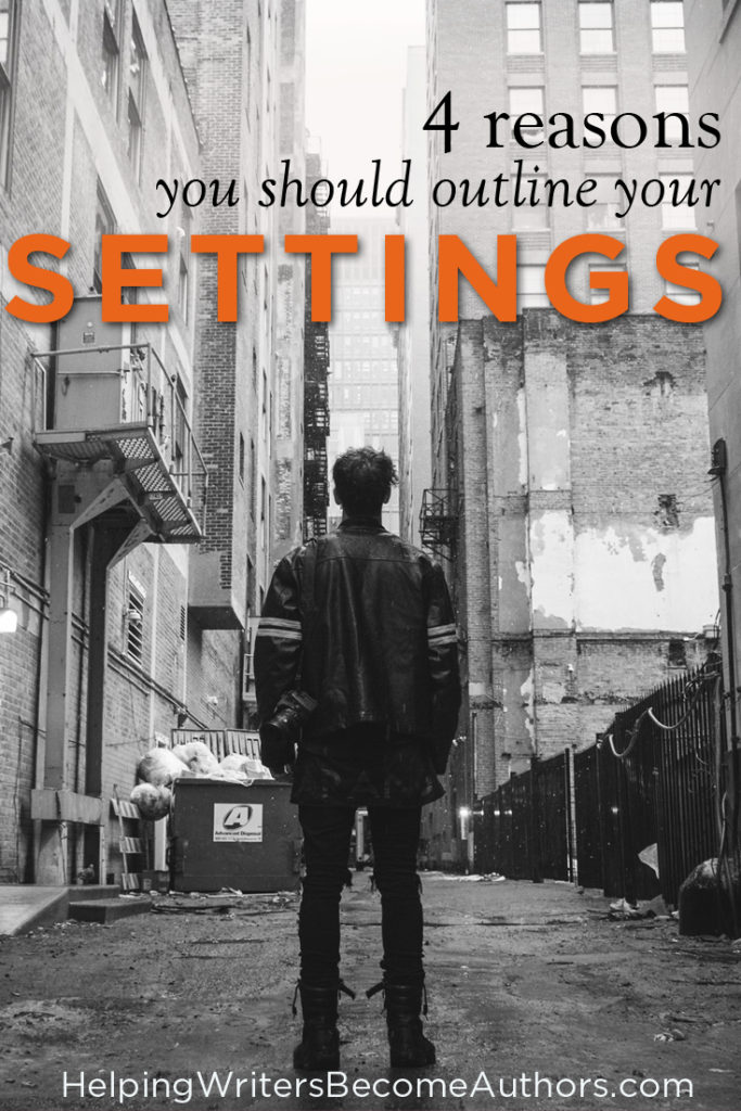 4 Reasons You Should Outline Your Settings