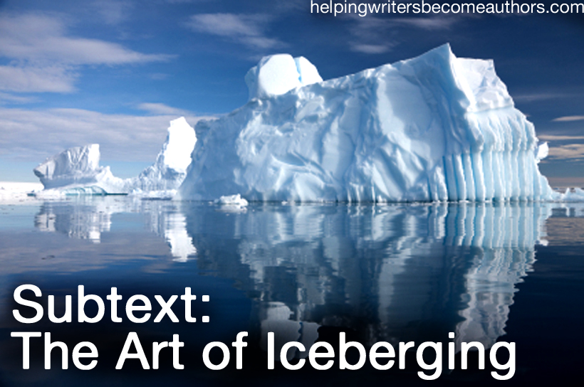 subtext the art of iceberging