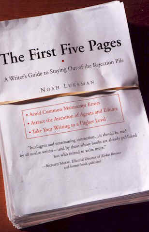 First Five Pages Noah Lukeman