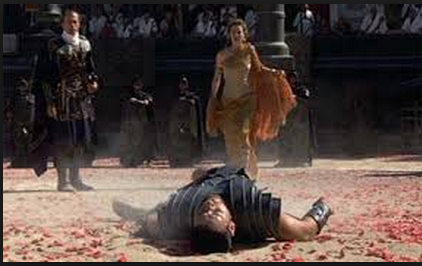 Gladiator Russell Crowe Ridley Scott Maximus's Death