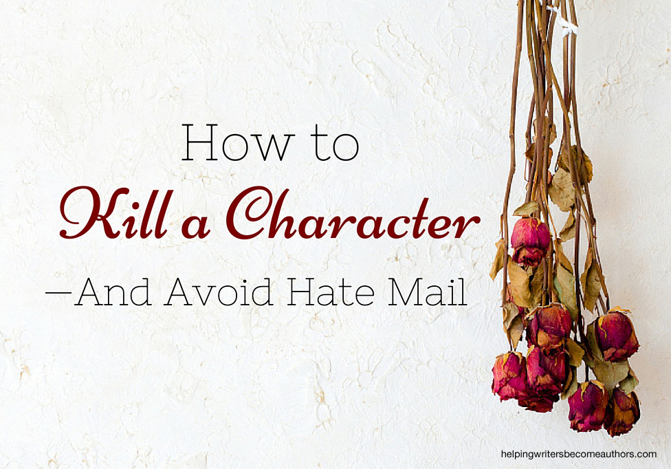 How to Kill a Character—And Avoid Hate Mail