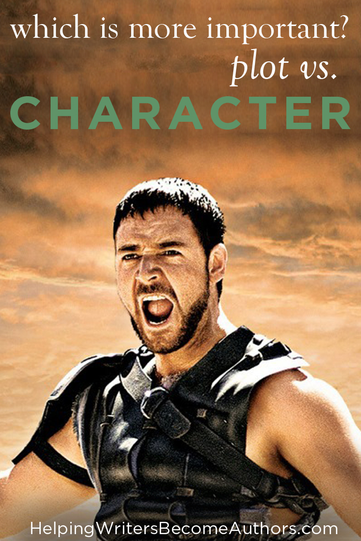 Plot vs. Character: Which Is More Important?