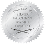Killer Nashvile Silver Falchion Award Finalist Sticker Medal