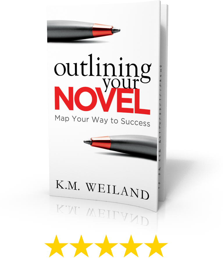 Outlining Your Novel_3D With Stars