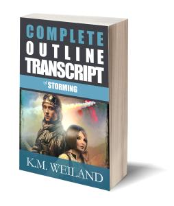Storming Outline Transcript 3D