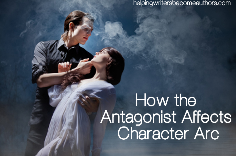How the Antagonist Affects Character Arc