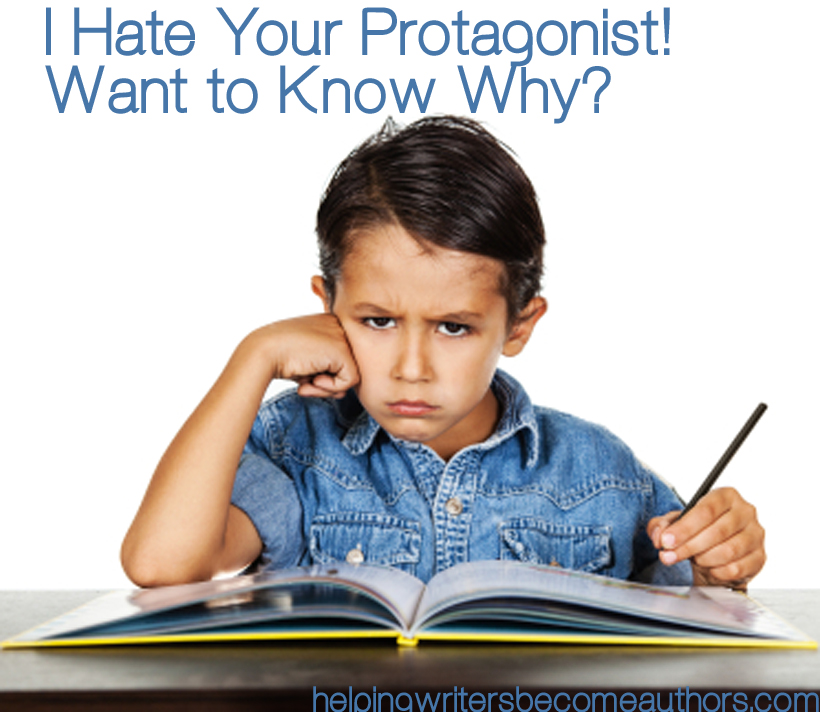 I Hate Your Protagonist! Want to Know Why?