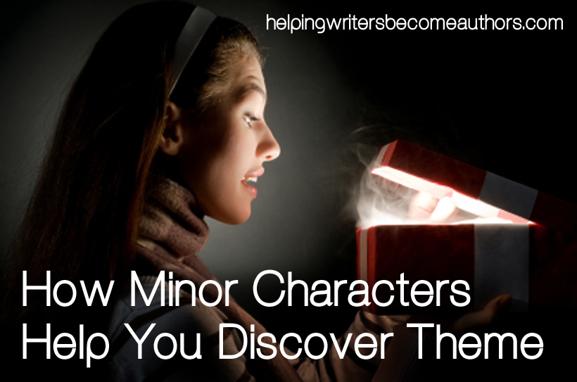 How Minor Characters Help You Discover Theme