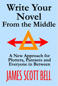 Write From the Middle: A New Approach for Plotters and Pantsers
