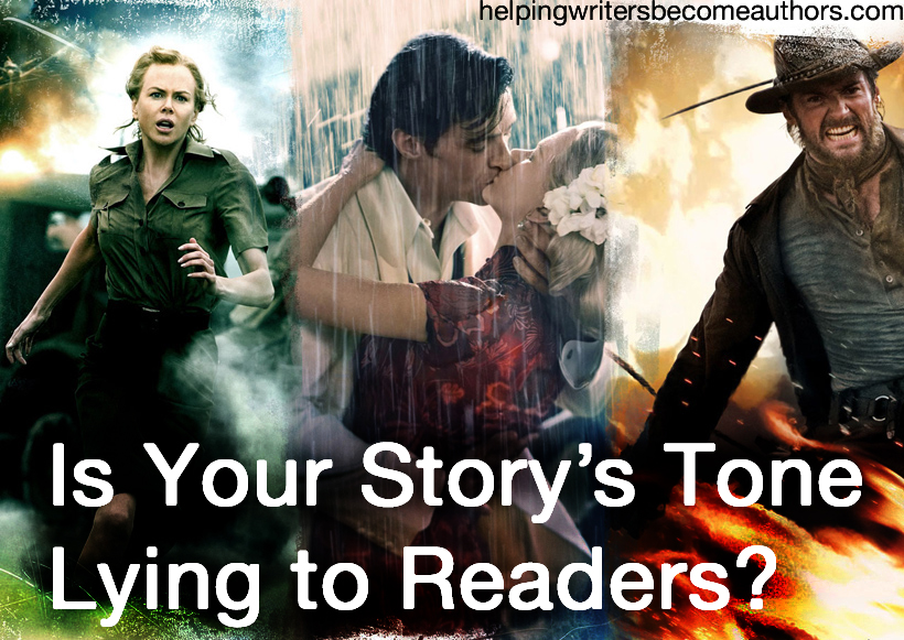 is your story's tone lying to readers