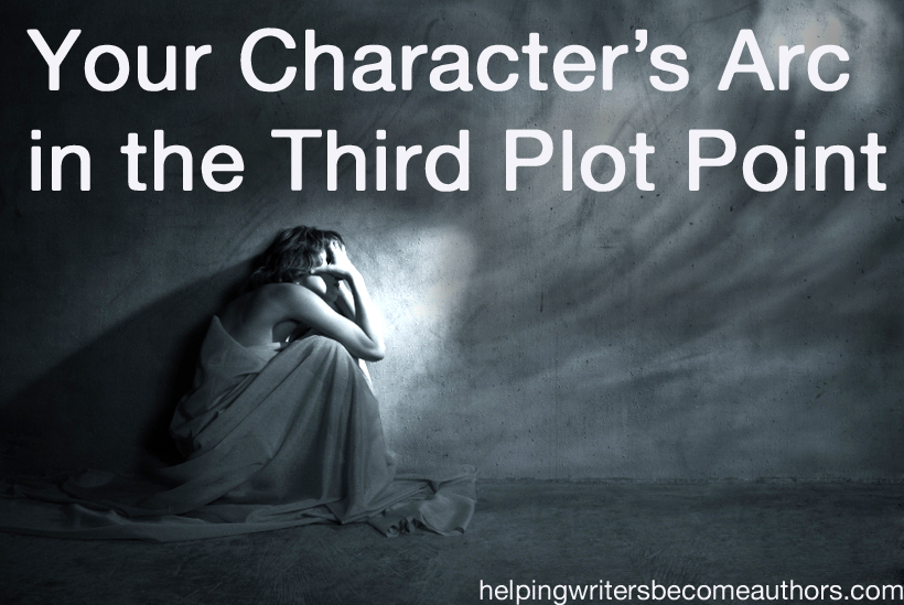 Creating Stunning Character Arcs, Pt. 12: The Third Plot Point