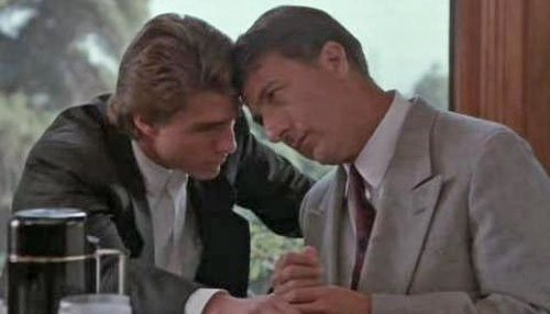 Rain Man Dustin Hoffman Tom Cruise