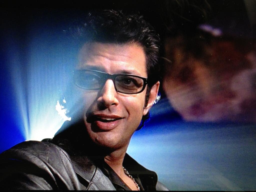 Jeff Goldblum Ian Malcolm Jurassic Park