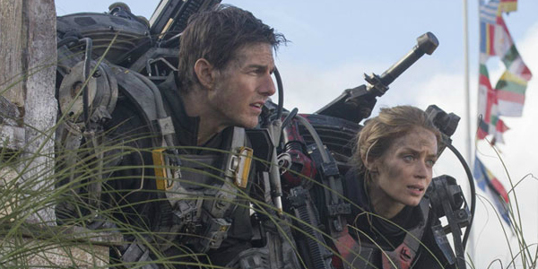 Edge of Tomorrow Live Die Repeat Tom Cruise Emily Blunt