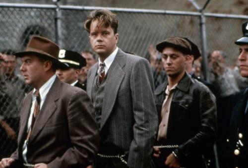 Shawshank Redemption Tim Robbins Andy Dufresne first day in prison