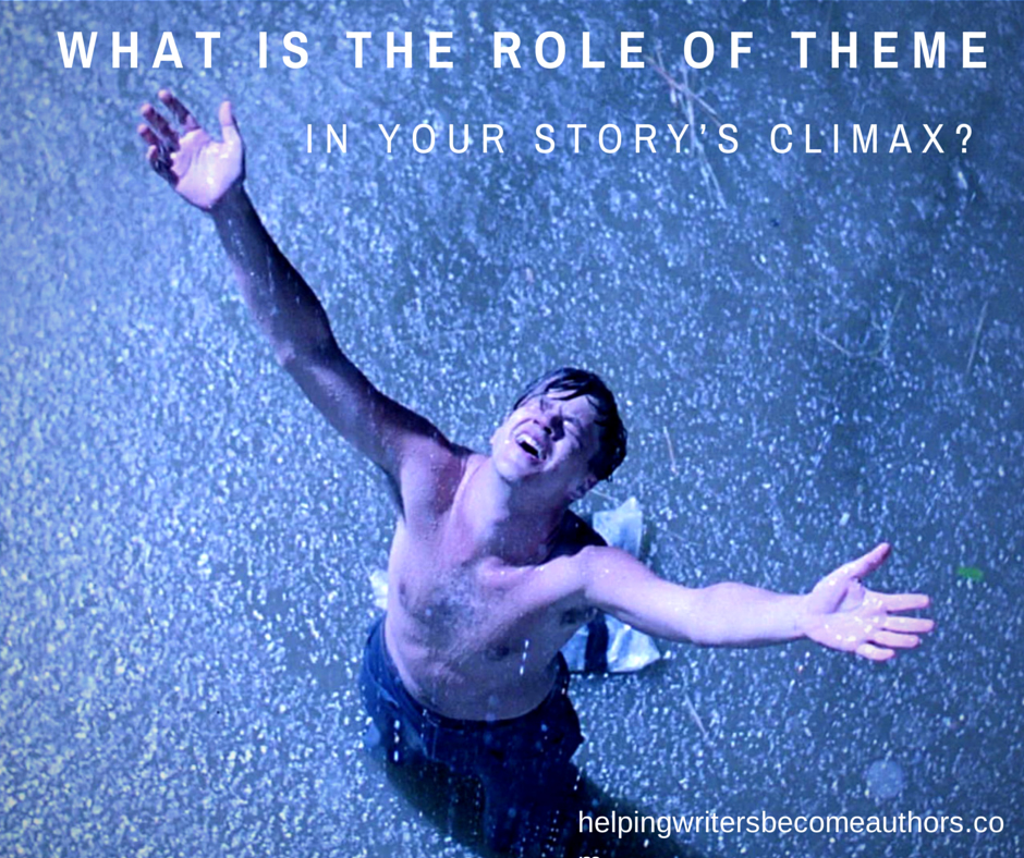 What Is the Role of Theme in Your Story's Climax?
