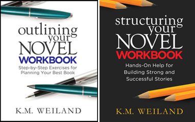 Outlining Your Novel Workbook and Structuring Your Novel Workboo