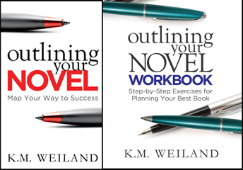 Outlining Your Novel Workbook by K.M. Weiland