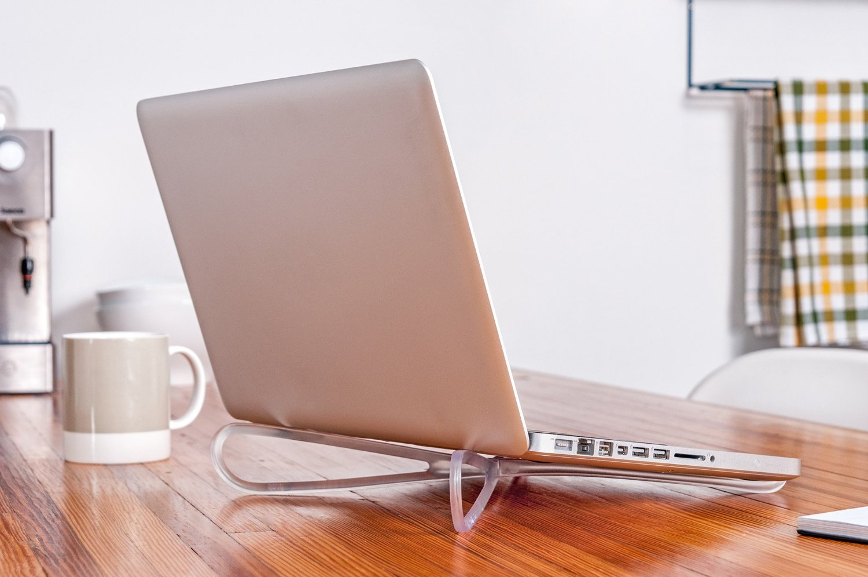Prop Minimalist Laptop Stand