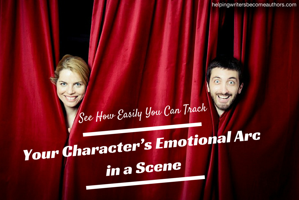See How Easily You Can Track Your Character's Emotional Arc in a Scene