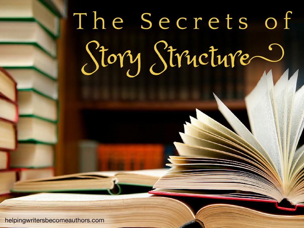 Helping writers become authors structure