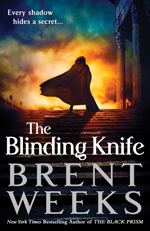 Blinding Knife Brent Weeks