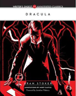 Dracula Bram Stoke Writer's Digest Annotated Classic