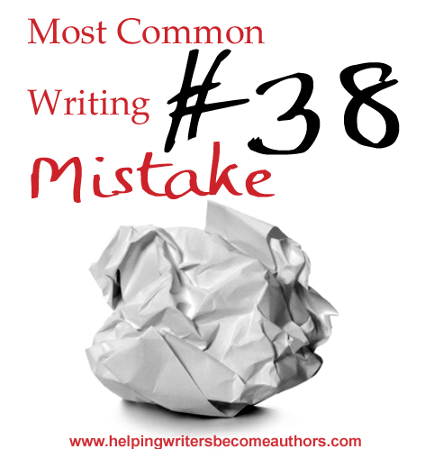Most Common Writing Mistakes, Pt. 38: Irrelevant Endings