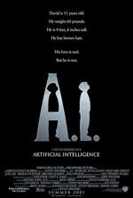 AI Artifical Intelligence Haley Joel Osment Steven Spielburg