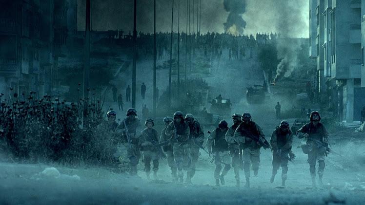 Black Hawk Down Climax Running Out John Hartnett