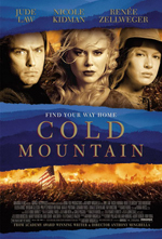 Cold Mountain Jude Law Nicole Kidman Renee Zellweger