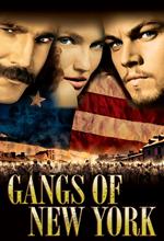 Gangs of New York Martin Scorcese Danaiel Day-Lewis Leonardo DiCaprio Cameron Diaz