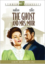 Ghost and Mrs Muir Gene Tierney Rex Harrison