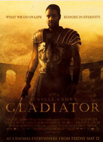 Gladiator Russell Crowe Ridley Scott