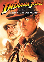 Indiana Jones and the Last Crusade Harrison Ford Sean Connery Steven Spielberg