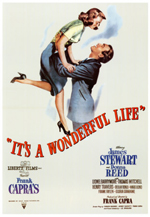 It's a Wonderful Life Frank Capra James Stewart Donna Reed