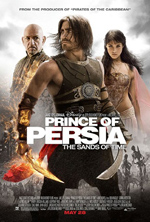 Prince of Persia Jake Gyllenhaal Gemme Arterton Ben Kingsley