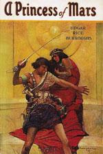 Princess of Mars Edgar Rice Burroughs