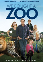 We Bought a Zoo Cameron Crowe Matt Damon Scarlett Johansson Elle Fanning