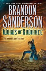 Brandon Sanderson Words of Radiance