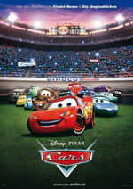 Cars Pixar Owen Wilson Larry the Cable Guy Paul Newman John Lasseter