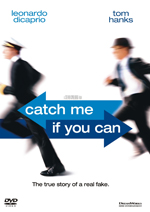 Catch Me if You Can Steven Spielberg Tom Hanks Leonardo DiCaprio