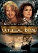 Cutthroat Island Geena Davis Matthew Modine