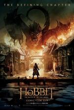Hobbit Battle of Five Armies Peter Jackson