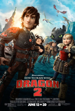 How to Train Your Dragon 2 Jay Baruchal Gerald Butler Cate Blanchett