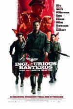 Inglourious Basterds Quentin Tarantino Brad Pitt Kristoff Walz Michael Fassender Diane Kruger